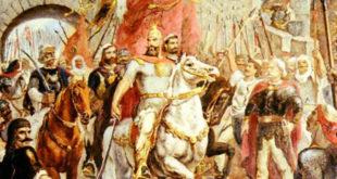 Skënderbeu në Krujë