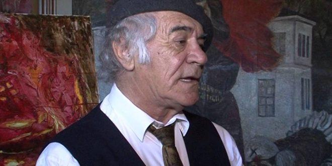 "Flet ""Piktori i Popullit"", Skënder Kamberi: Pikturova Skënderbeun, Xhorxh Uashingtonin, Enver Hoxhën...."