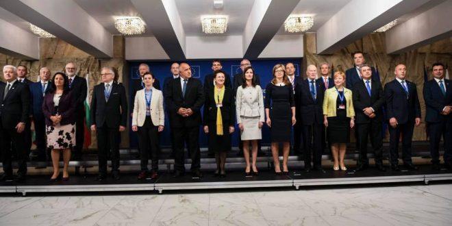 """Kryeministri i Kosovës, Ramush Haradinaj po merr pjesë Forumin Ekonomik të Vjenës """"Sofia Talks 2018"""""""