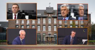 """Për ministren, Albulenë Haxhiu, krerët e UÇK-së të arrestuar nga Haga janë vetëm """"persona"""""""