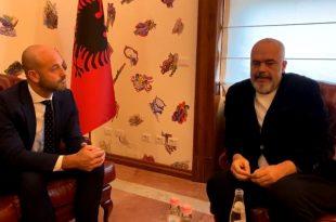 Banka e Këshillit të Evropës akordon një donacion prej gjysmë milioni euro ndihmë për Shqipërinë pas tërmetit