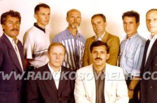 Stafi i radios Kosova e Lirë