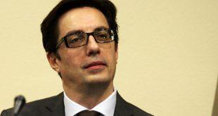 """Stevo Pendarovski: Maqedonia e para që do të pësojë nga e ashtuquajturat """"stuhi rajonale"""""""
