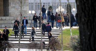Senati i Universitetit të Prishtinës e miraton kërkesën e studentëve që afati i prillit të mbahet në qershor