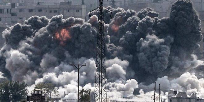 Forcat ushtarake të kriminelit sirian, Bashar al-Assad, kanë përdorur armët kimike në rajonin e Gutës Lindore