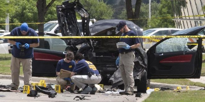 Gjatë muajit gusht në Amerikë në sulme mbi qytetarët janë vrarë me armë zjarri mbi 53 qytetarë