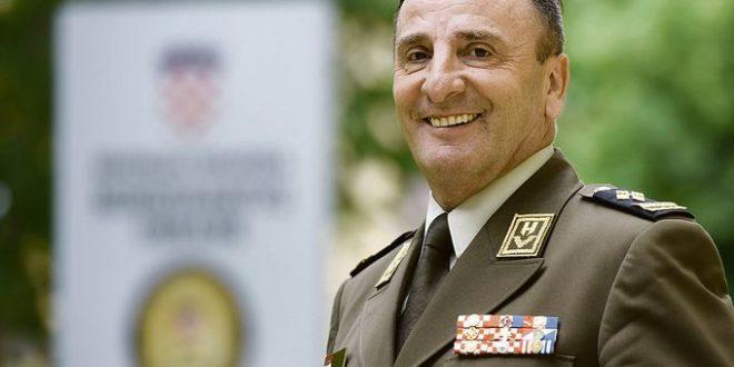Shefi i Shtabit të Forcave të Armatosura të Kroacisë, gjenerali Mirko Shundov e viziton Ministrinë e Mbrojtjes të Kosovës