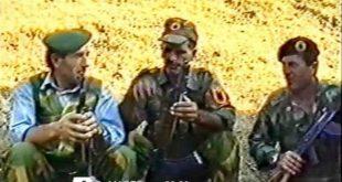Ahmet Qeriqi: Ofensiva serbe e fundit të korrikut të vitit 1998 kundër UÇK-së - në Zborc, Blinajë, Carralevë, Grykë e Llapushnikut II