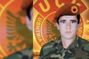 Sylejman Nazmi Jashari (23.1.1980- 22.4.1999)
