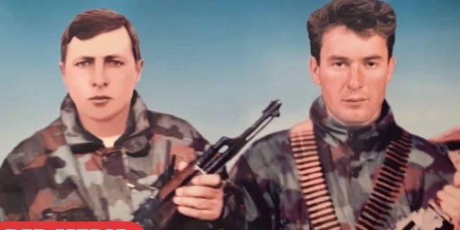 22 vjet nga rënia heroike në altarin e lirisë e dëshmorëve të kombit, Nasuf dhe Tahir Gashani