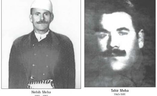 Sot përkujtohen Nebih dhe Tahir Meha në 38 vjetorin e rënies heroike në kullën e tyre në Prekaz