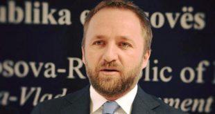 Ministri i Drejtësisë, Abelard Tahiri, po merr pjesë në Forumin për Çështjet e Drejtësisë dhe Punëve të Brendshme në Shkup