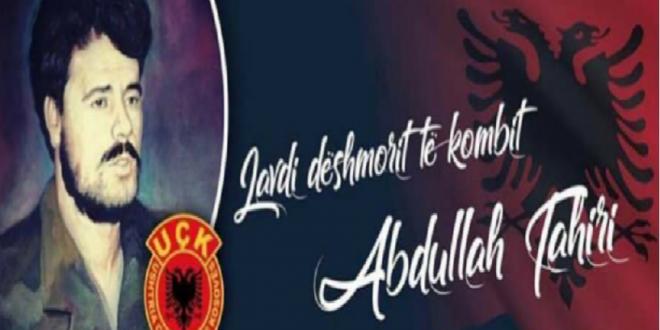 Sot në Gjilan mbahet Akademi përkujtimore në 20 vjetorin rënies së heroit të kombit, Abdullah Tahiri