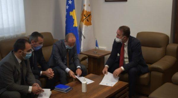 Nënshkruhet marrëveshje për bashkëpunim mes Agjencisë Kadastrale të Kosovës dhe Këshillit Prokurorial të Kosovës