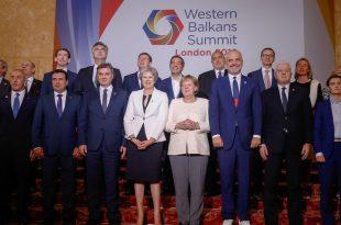 Kryeministri Haradinaj po merr pjesë në takimin e liderëve të Ballkanit Perëndimor në Poznan të Polonisë