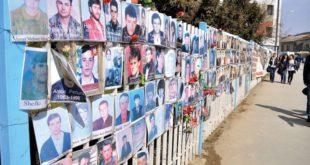 Nesër shënohet Dita për Personat e Zhdukur ku do të përkujtohen Personave të Pagjetur nga lufta e fundit në Kosovë