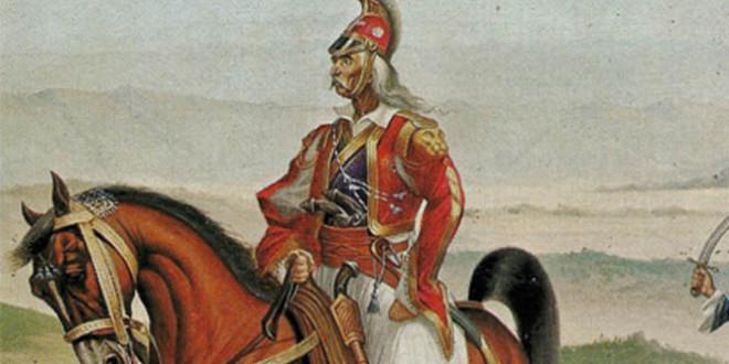 Theodor Kollokotroni (14 prill 1770-15 shkurt 1843)