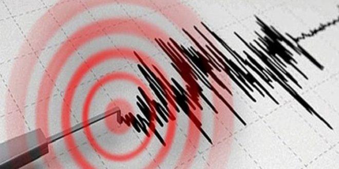 Një tërmet me magnitudë 6.2 të shkallës rihter ka rënë në Detin Mesdhe, lëkundjet e tij janë ndjerë edhe në Shqipëri