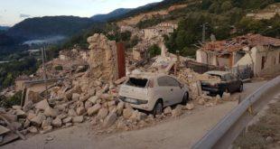 Disa termete të fuqishme kanë goditur Italinë qendrore