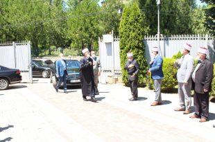 Myftiu i kosovës, Naim Tërnava e viziton Bashkësinë Fetare Islame të Republikës së Maqedonisë së Veriut