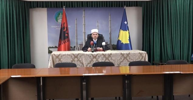Tërnava: Sivjet namazi i bajramit nuk do të falet në xhami, shmangeni vizitat tradicionale për shkak të pandemisë