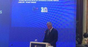 Kryetari Thaçi: Banka Qendrore e Kosovës ka shënuar stabilitet financiar, prandaj është model për rajonin