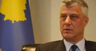 Kryetari Thaçi: IKSHP është duke e menaxhuar mirë situatën por edhe FSK është në gjendje gatishmërie