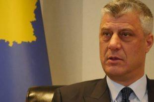 Kryetari Thaçi kërkon nga qytetarët e Kosovës respektim rigoroz të rekomandimeve të IKSHKP-së