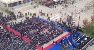 Thaçi: Për mua kjo ditë është e veçantë sepse shënon një moment të ri në jetën time dhe në karrierën time politike