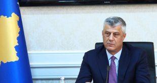 Hashim Thaçi: Kosova me ushtrinë e vet po punon që të bëhet pjesë e NATO-s dhe të kontribuojë për paqen e stabilitetin në botë