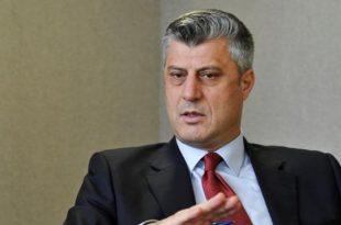 Hashim Thaçi: Askush nuk mund ta kundërshtojë një marrëveshje që arrihet në mënyrë paqësore