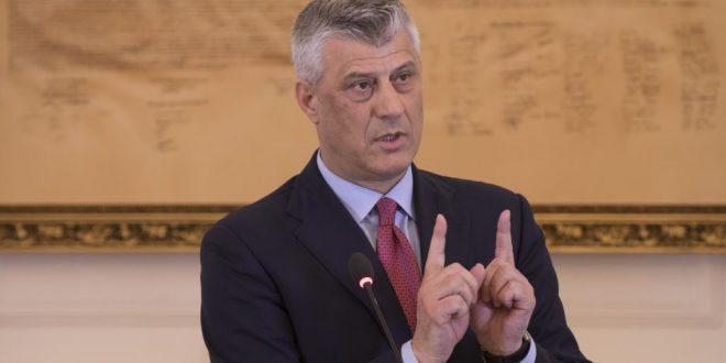 Kryetari Thaçi u bëri thirrje prokurorëve që të mos e bëjnë gabimin e njëjtë që ka bërë UNMIK-u dhe EULEX-i