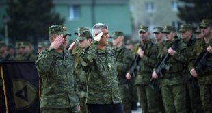 Kryetari Thaçi për nder të 12- vjetorit të Pavarësisë së Kosovës do t'u drejtohet ushtarëve të FSK-së