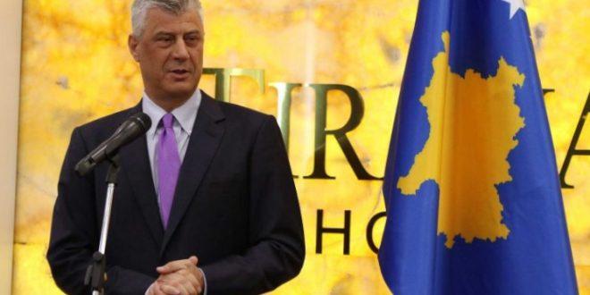 Thaçi: Do të kërkojë edhe njëherë që BE-ja të plotësojë zotimin për liberalizimin e vizave për qytetarët e Kosovës