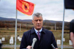 Thaçi - Mulhaxha-Kollqakut: UÇK nuk ka bërë krime, ajo ka pasur vetëm një mision dëbimin e Serbisë nga Kosova