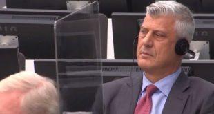 Gjykata Speciale e refuzon kërkesën e ish-kryetarit, Hashim Thaçit, për t'u mbrojtur në liri