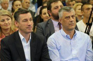 Në përkrahje të Kadri Veselit janë vënë kryetari Hashim Thaçi, kryeministri në detyrë Haradinaj dhe shumë të tjerë