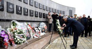 Thaçi: Masakrat dhe spastrimi etnik në Kosovë ishin sikur holokausti, ndërsa Serbia vazhdon t'i mohojë krimet e bëra