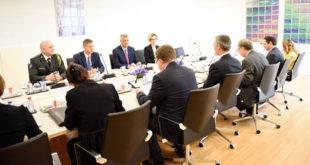 Kryetari Hashim Thaçi ka kërkuar që FSK-ja të inkuadrohet në NATO