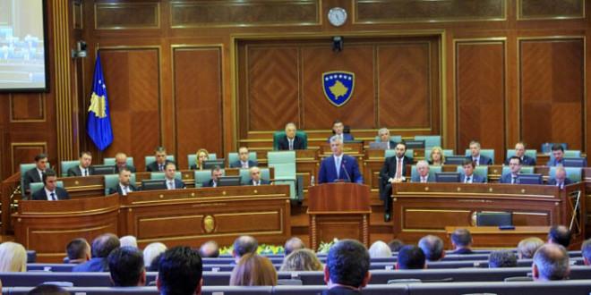 Thaçi: Do të jem i përkushtuar për ta mbrojtur integritetin territorial dhe interesat e çdo qytetari