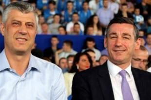 Kadri Vesel dhe Hashim Thaçi