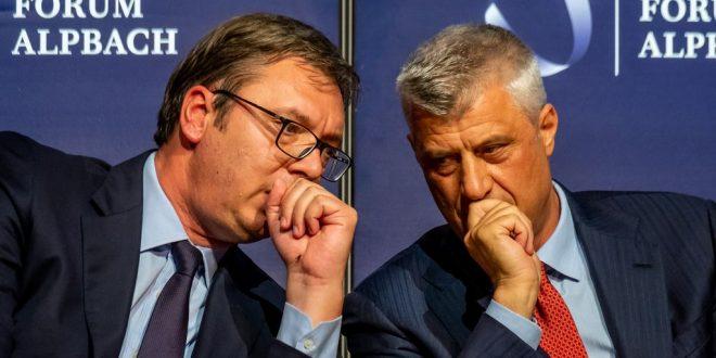 Darmanoviq thotë se dorëheqja e Haradinajt mund t'i japë Vuçiçit dhe Thaçit më shumë hapësirë për negociata