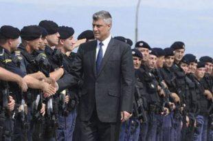 Thaçi: Në Kosovë nuk do të ketë vend për krim të organizuar dhe ata që merren me aktivitete të kundërligjshme