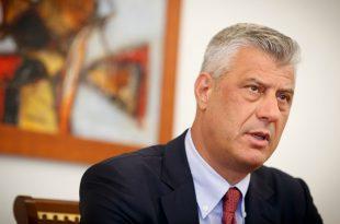 Thaçi: Me marrjen e kryesimit të BE-së nga Kroacia presim që të përmirësohet padrejtësia që po i bëhet Kosovës