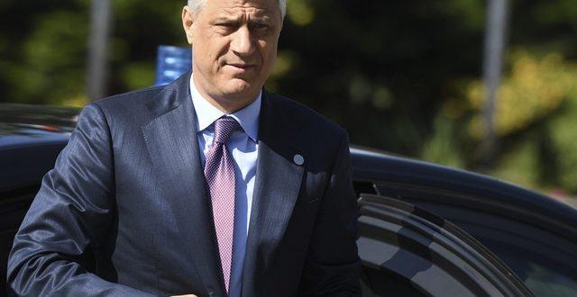 Kryetari i Kosovës, Hashim Thaçi, takoi dje në Uashington kryetarin e Serbisë, Aleksandar Vuçiq