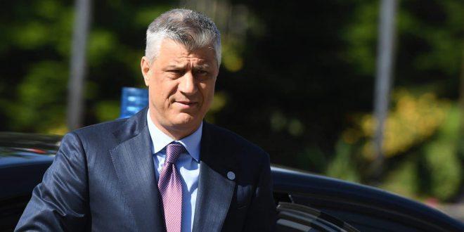 Kryetari i vendit, Hashim Thaçi sot pritet të kthehet, ai do të mbërrij në aeroportin e Tiranës në orën 17:00