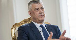 Shumë zyrtarë nga Serbia mohojnë krimet kundër civilëve shqiptarë gjatë luftës, thotë kryetari, Hashim Thaçi