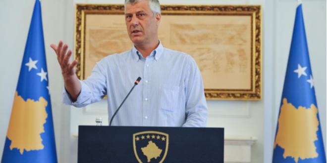 Kryetari Thaçi: Shumë gra të Kosovës janë zëri dhe fytyra më e mirë e popullit tonë në botë