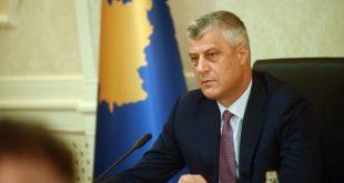 Kryetari i Kosovës, Hashim Thaçi ka thotë se shpejt do të marrë vendim për dekretimin e zgjedhjeve të parakohshme