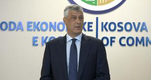 Kryetari Thaçi: Dy shkeljet e Kushtetutës nga Albin Kurti si dhe rrëzimi i tij në Kuvend e bën atë uzurpator